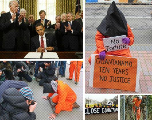 Guantanamo-Collage