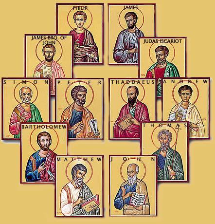 Apostles copy