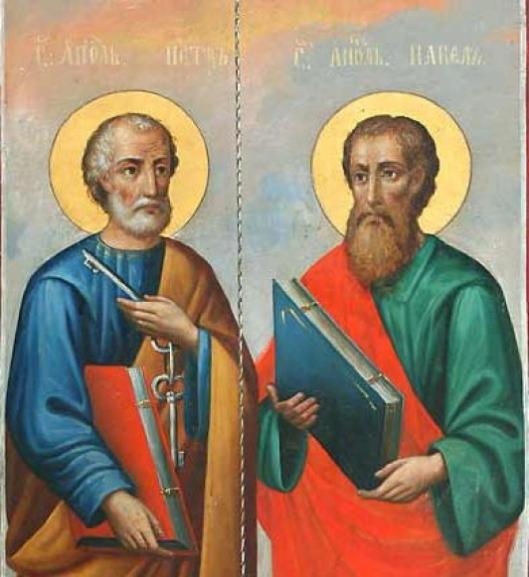 Apostolii-Petru-Pavel-icoana